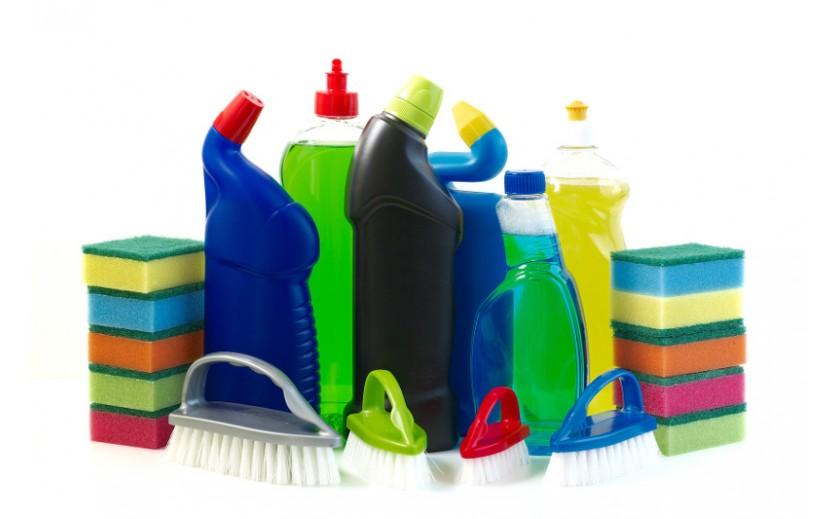 Super skoncentrowane środki czystości