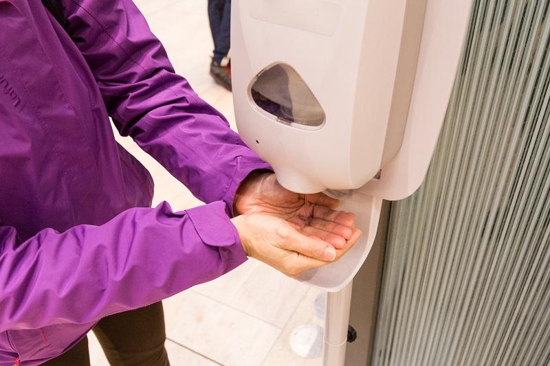 Zalety dozowników do mydła z czujnikiem ruchu